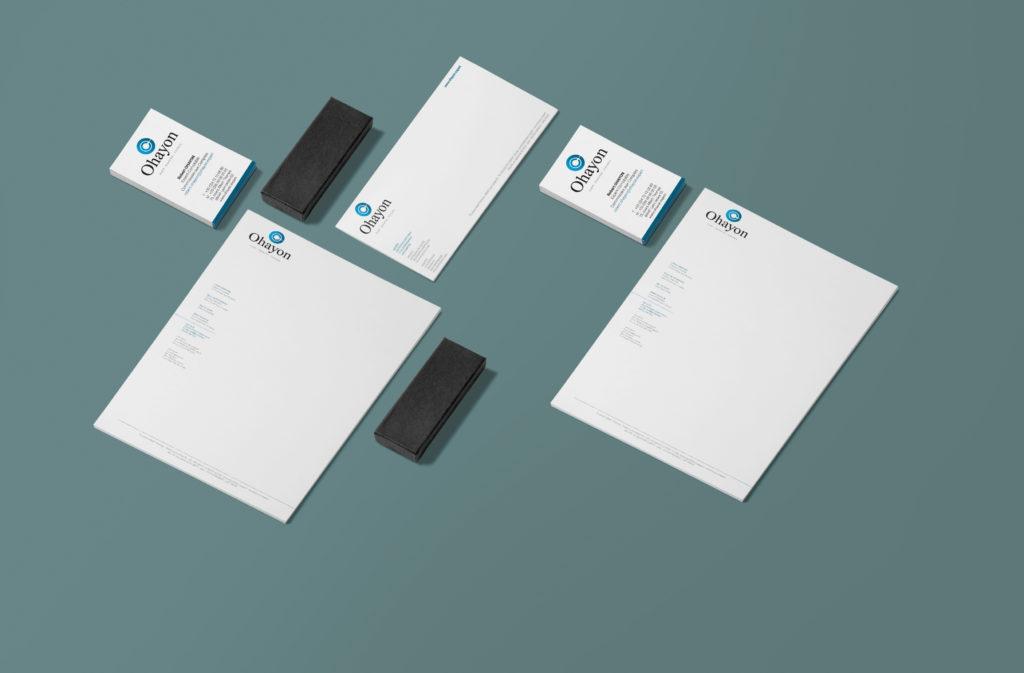 Un brin de campagne, Agence de communication, Lyon, partenaire du cabinet Ohayon, expertises, audit, conseils